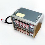 sequential temperature controller box